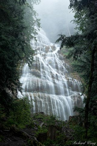 Bridal Veil Falls Provincial Park, British Columbia, Canada, photo