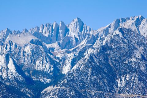 Mount Whitney, California, photo