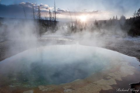 boiling, colorful, ecology, ecosystem, geological, geology, geothermal, heat, heated, hot spring, hot water, hotspot, landscape, mineral, morning glory pool, natural phenomenon, nature, north america,