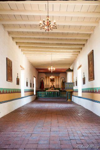 Sonoma Mission (San Francisco Solano) Chapel, Sonoma, California, photo