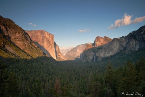 Yosemite Tunnel View, Yosemite National Park, California, photo