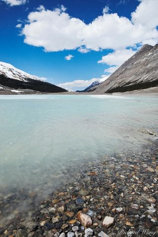 alberta, athabasca glacier, canada, canadian rockies, clouds, color image, columbia icefields, glacial lake, icefields parkway, jasper national park, lakes, landscape, landscape photography, nature, n