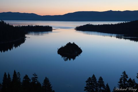 Emerald Bay State Park, Lake Tahoe, California, photo