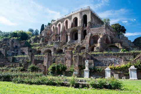 Palatino, Roman Forum, Rome, Italy, photo