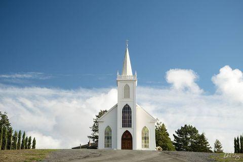 Saint Teresa of Avila Church, Bodega, California, photo
