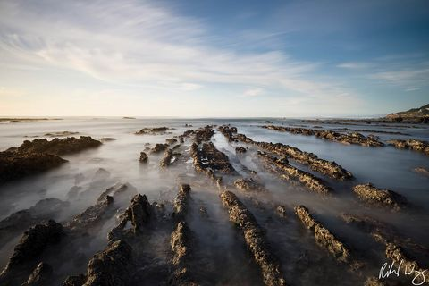 Pacific Ocean, coastal, coastline, flowing, james fitzgerald marine reserve, landscape, lee big stopper, long exposure, low tide, moss beach, nature, northern california, outdoors, outside, saltwater,