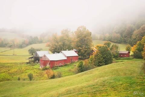 Jenne Farm, Vermont, Photo