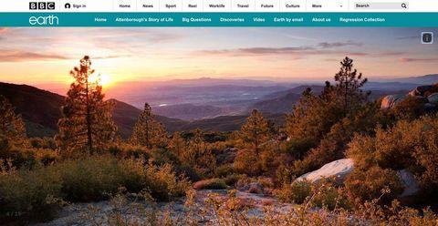 BBC Earth - Mount San Jacinto