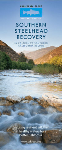 CalTrout Brochure Cover