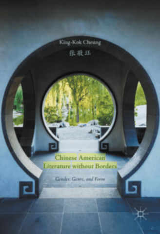 Chinese American Literature Book Cover