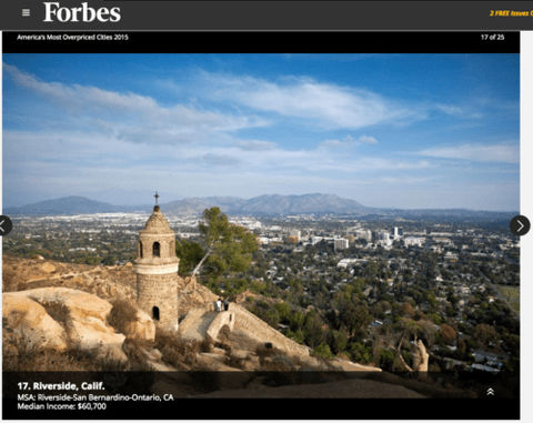 Forbes - Riverside