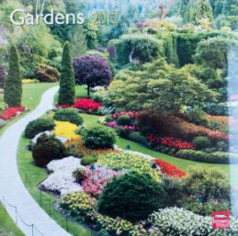 Gardens Calendar Cover