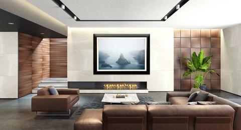 Visualizing Home Interior Design With Artwork