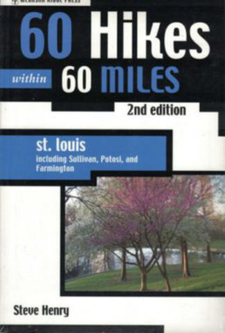 St. Louis Hiking Guide Cover
