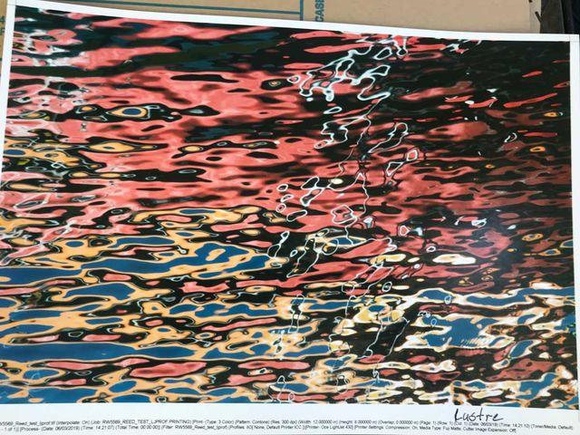 """""""Watercolors"""" - FCA Lustre"""
