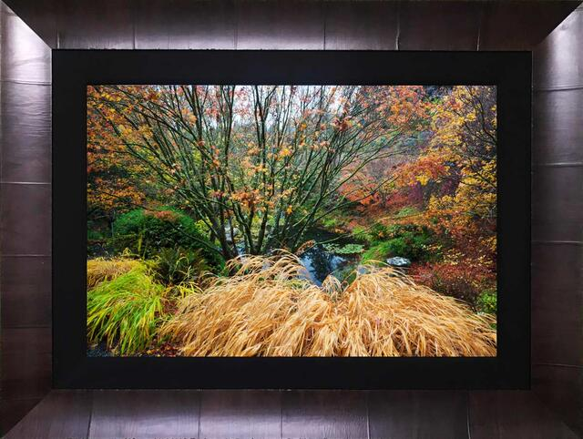 Framed Lumachrome HD Acrylic Face Mount - Ready To Hang