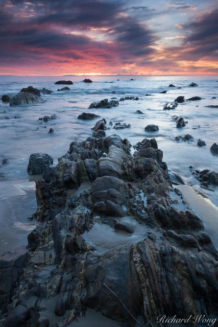 Crystal Cove State Park, Laguna Beach, California, photo