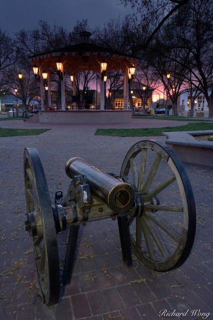 Old Town Plaza, Albuquerque, New Mexico, photo