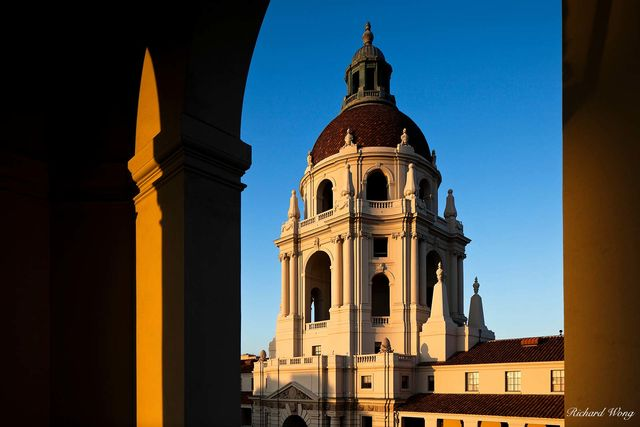 Pasadena City Hall, Pasadena, California, photo