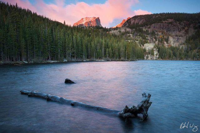 Bear Lake, Rocky Mountain National Park, Colorado, Photo