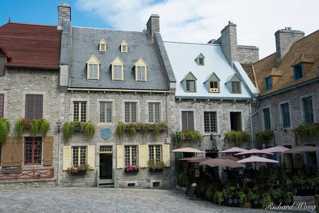 Lower Town Quebec City (Basse-Ville), Quebec, Canada, photo