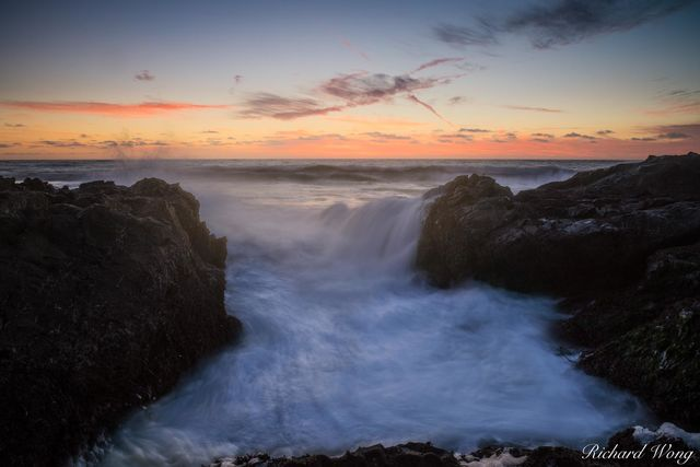 Bean Hollow State Beach, Pescadero, California, photo
