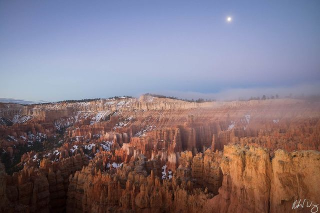Silent City, Bryce Canyon National Park Photo