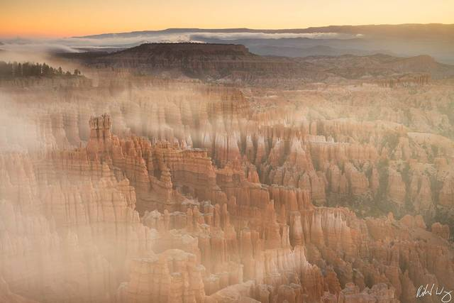 Bryce Canyon's Inspiration Point print