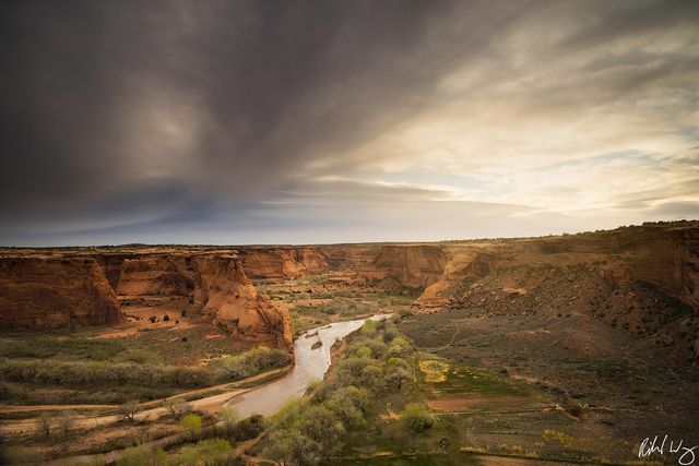 Canyon de Chelly National Monument, Arizona, Photo