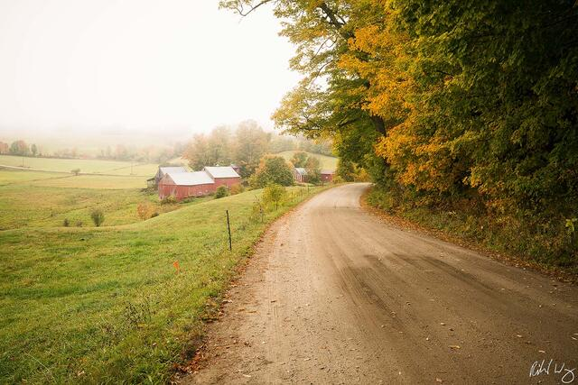 Jenne Farm, Vermont, Photo