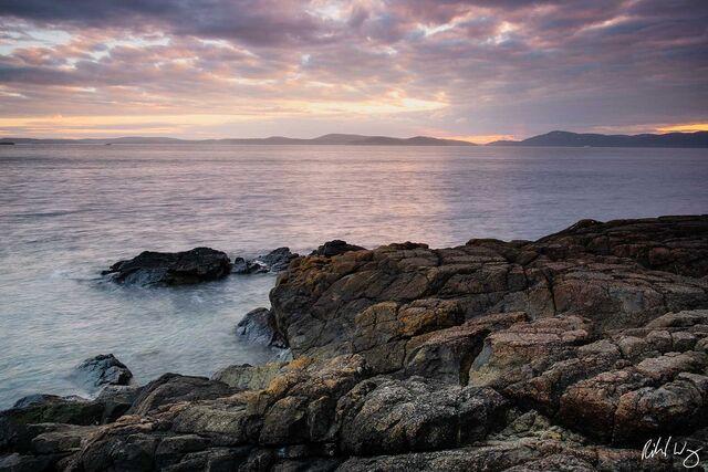 Fidalgo Island print