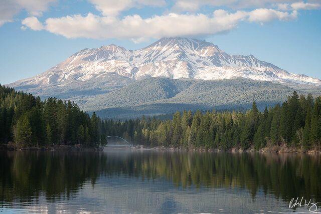 Mount Shasta, California, photo