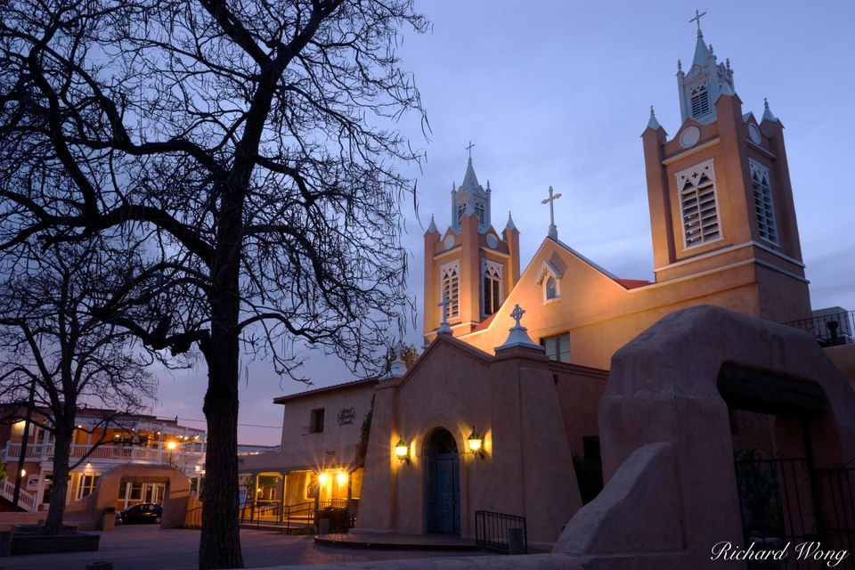 San Felipe Neri Church print