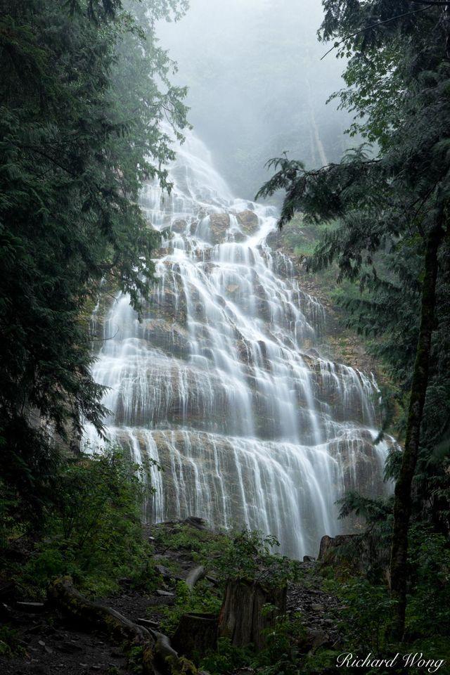 Bridal Veil Falls print