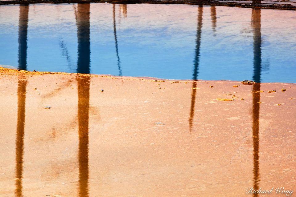 Opalescent Pool print