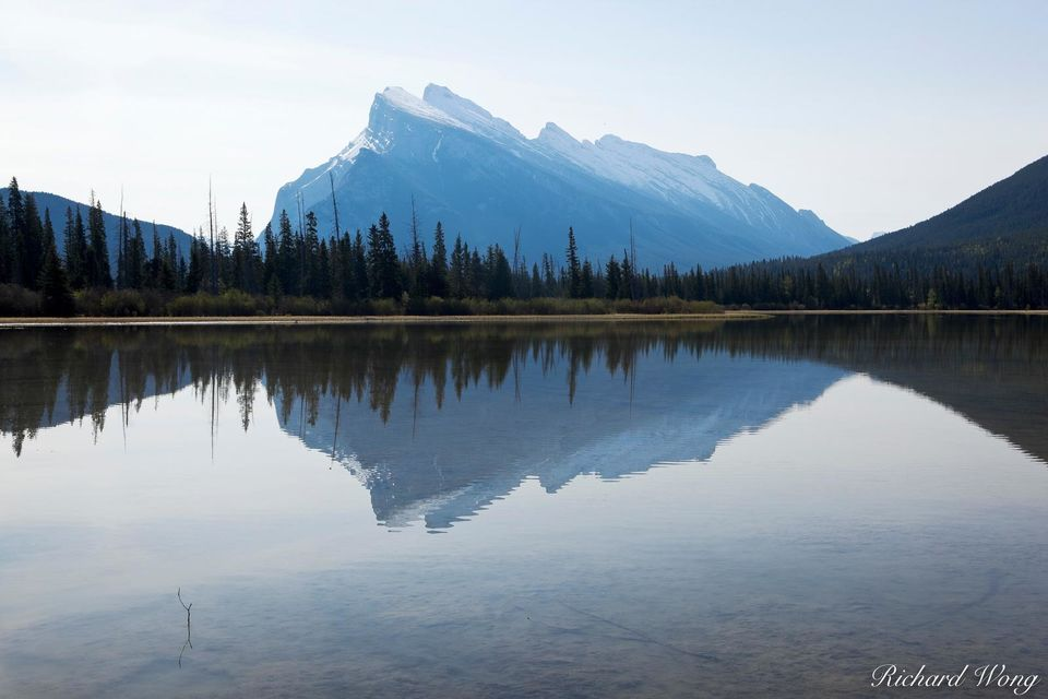 Mount Rundle print