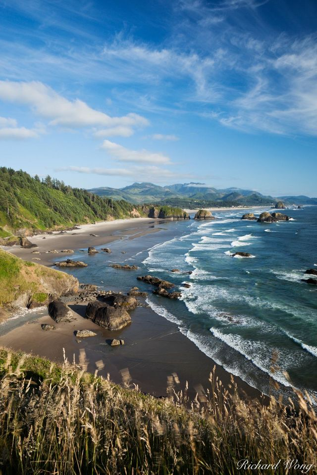 Ecola State Park print