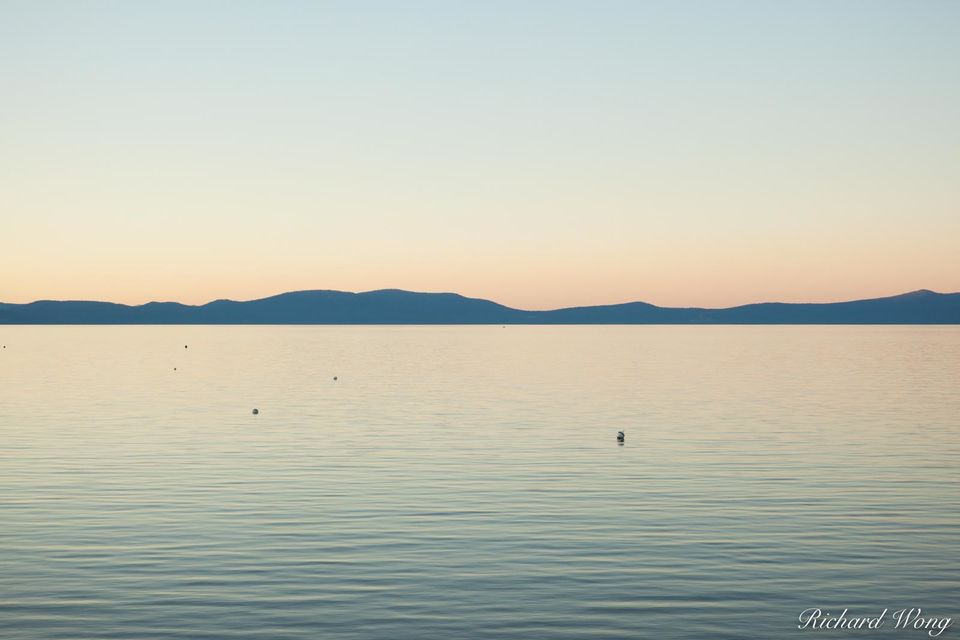 South Lake Tahoe print