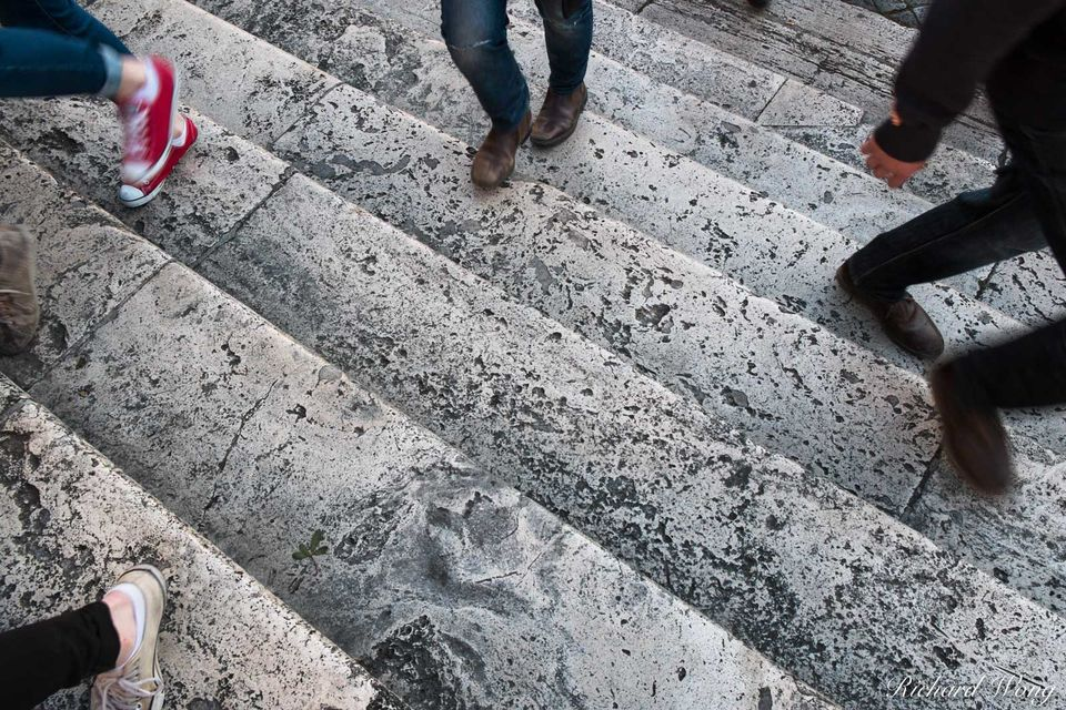 The Spanish Steps print