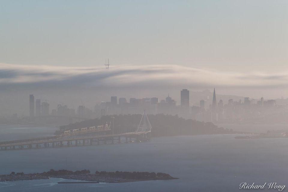 Rolling Fog print