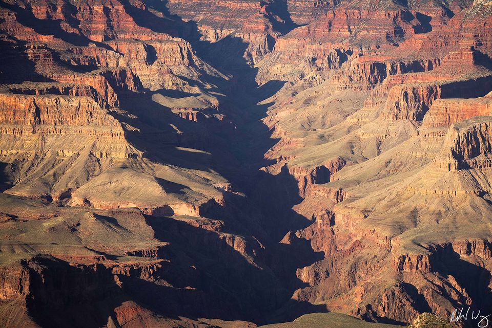 The Grand Canyon print