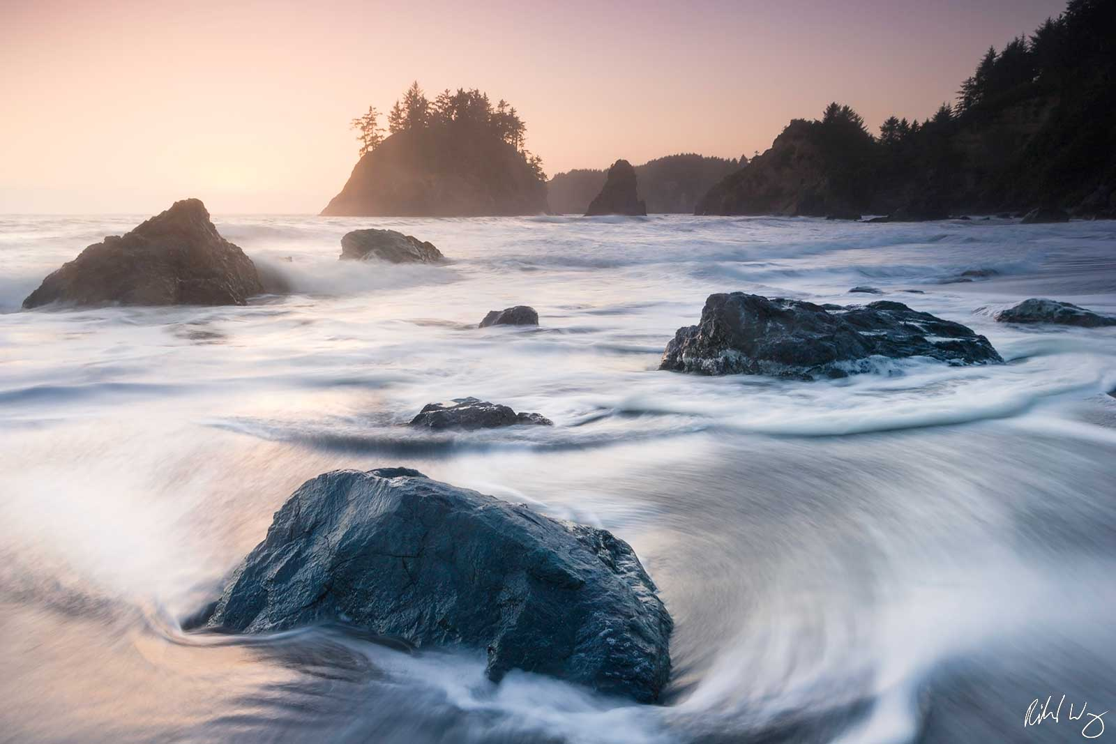 Trinidad State Beach, California, photo, photo