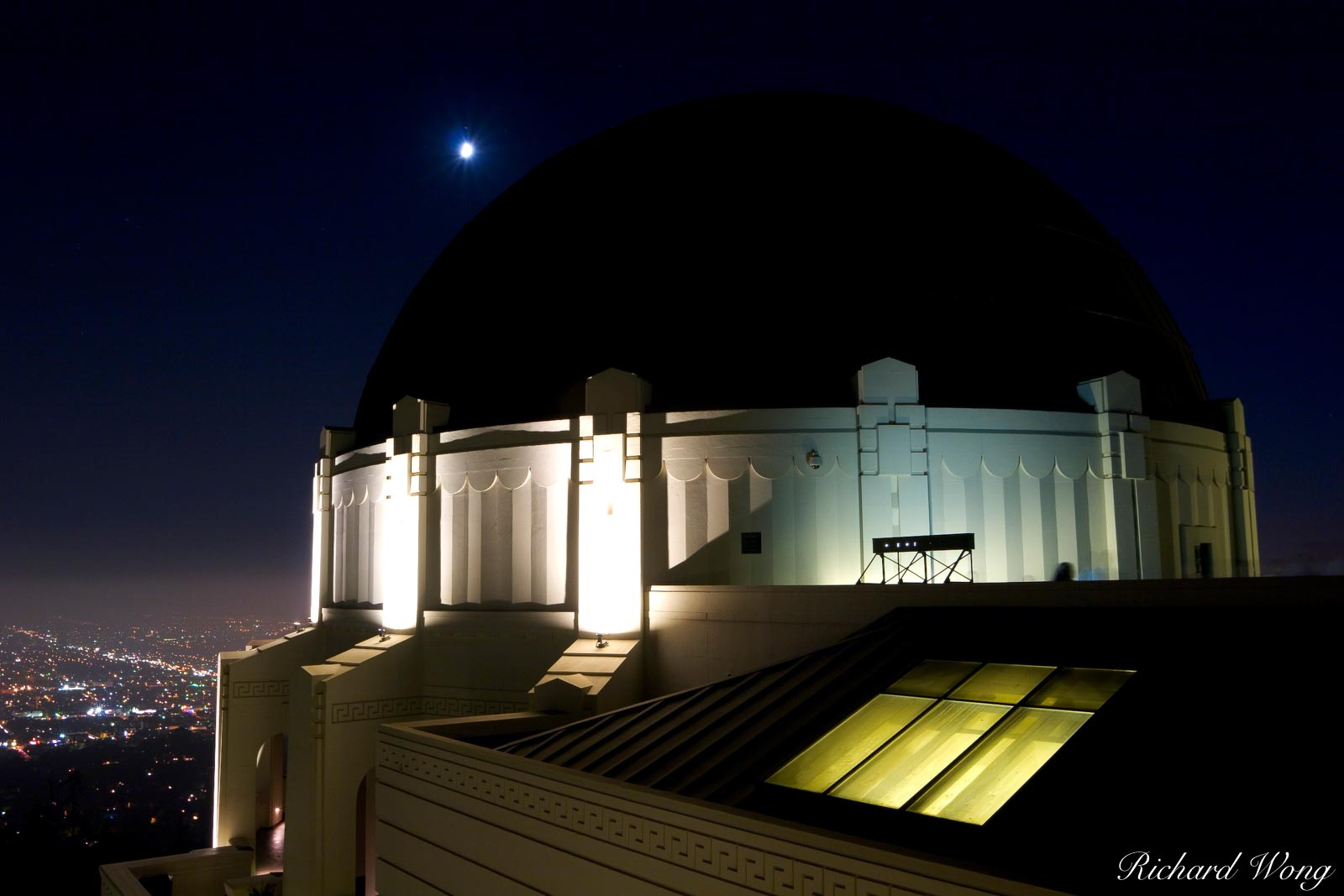 Griffith Observatory Planetarium, Los Angeles, California, photo, photo