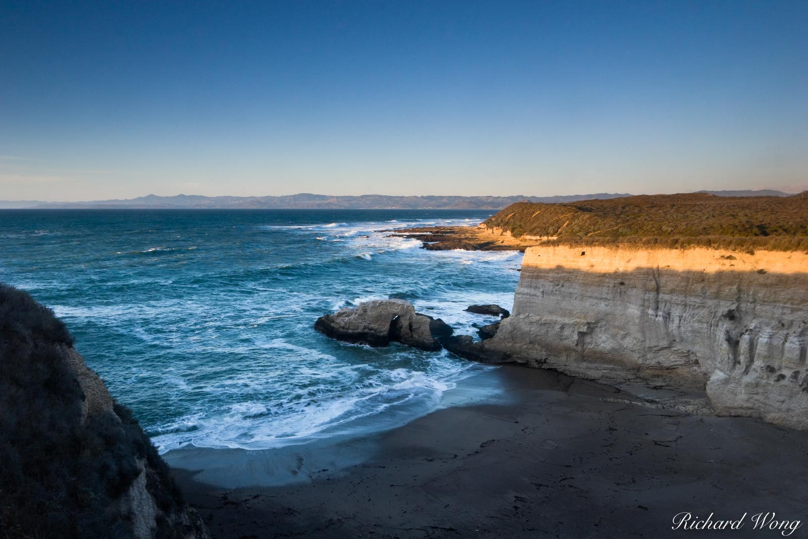 Spooner's Cove, Montana de Oro State Park, California, photo, photo
