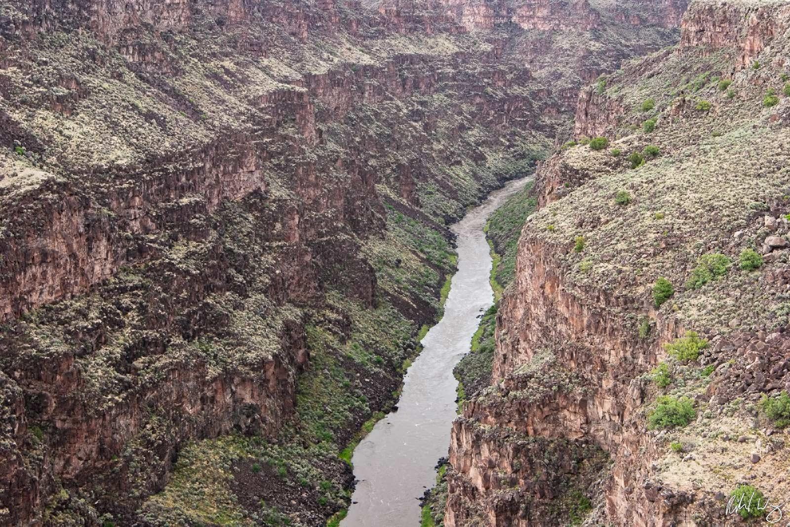 Rio Grande Gorge, Rio Grande del Norte National Monument, New Mexico