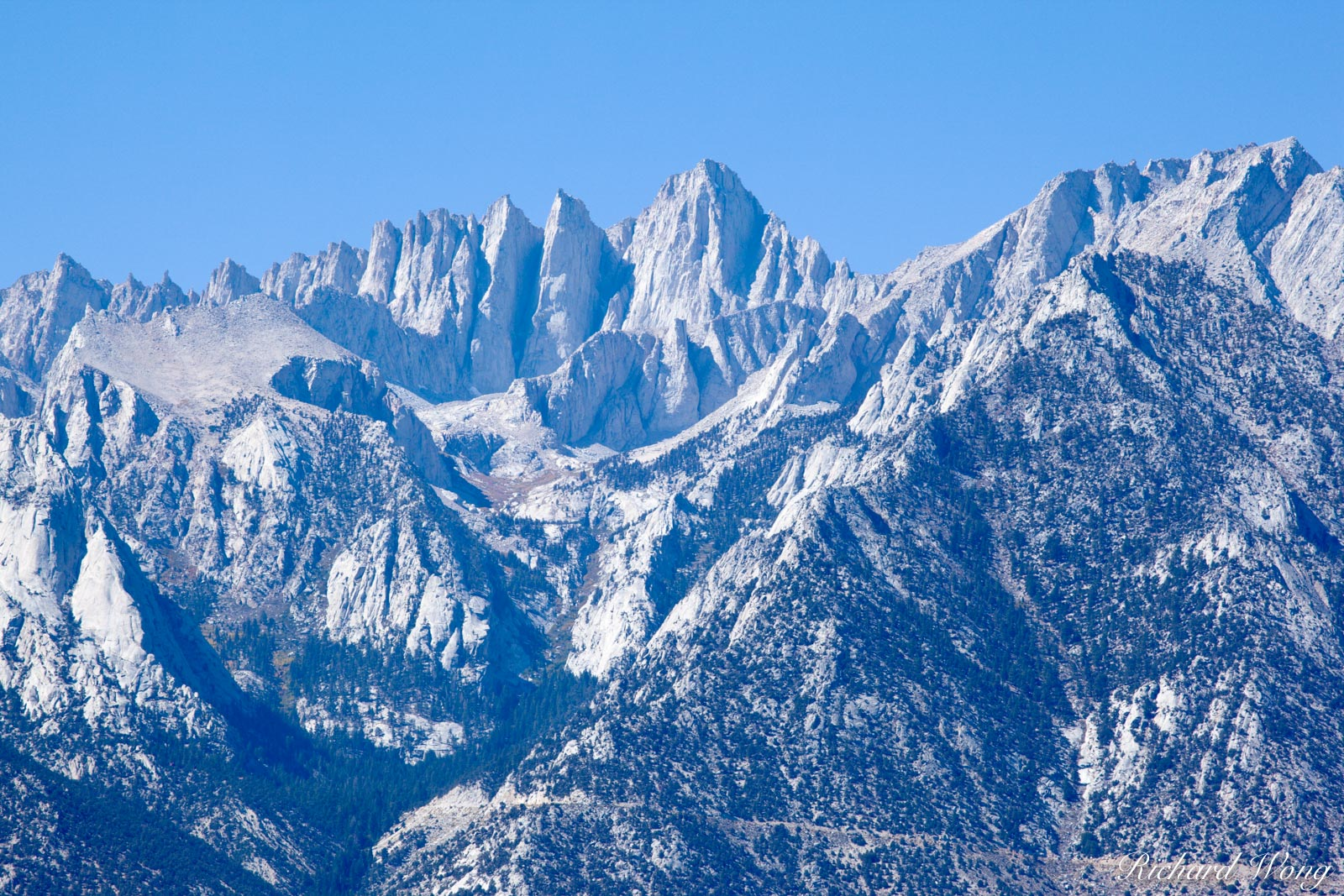 Mount Whitney, California, photo, photo
