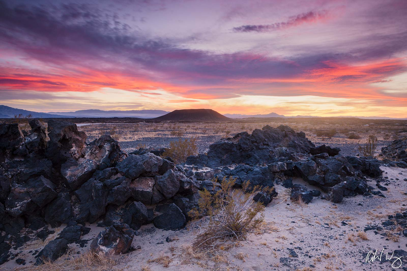 Amboy Crater, Mojave Trails National Monument, photo, photo