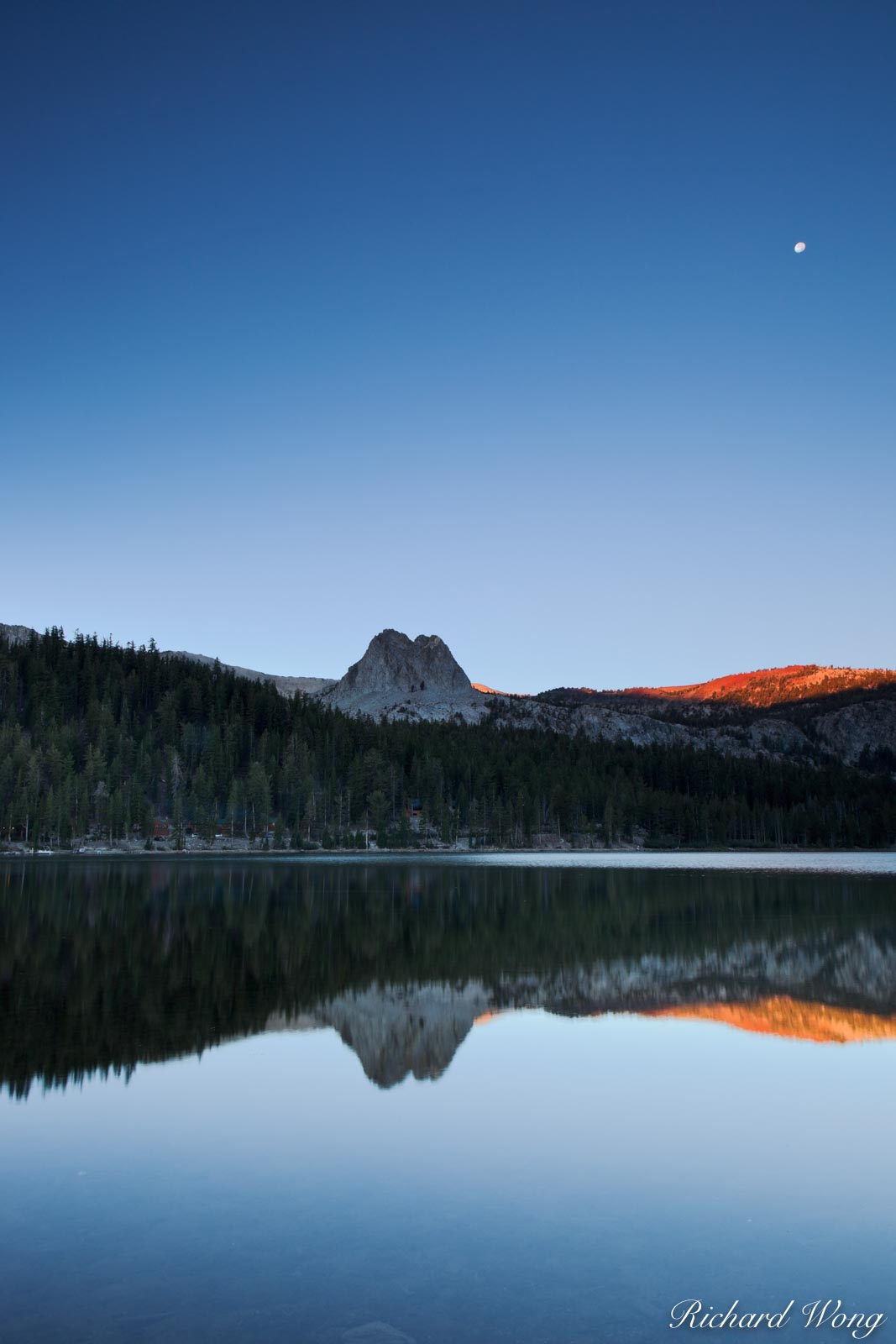 Lake Mary, Mono County, California, photo, photo
