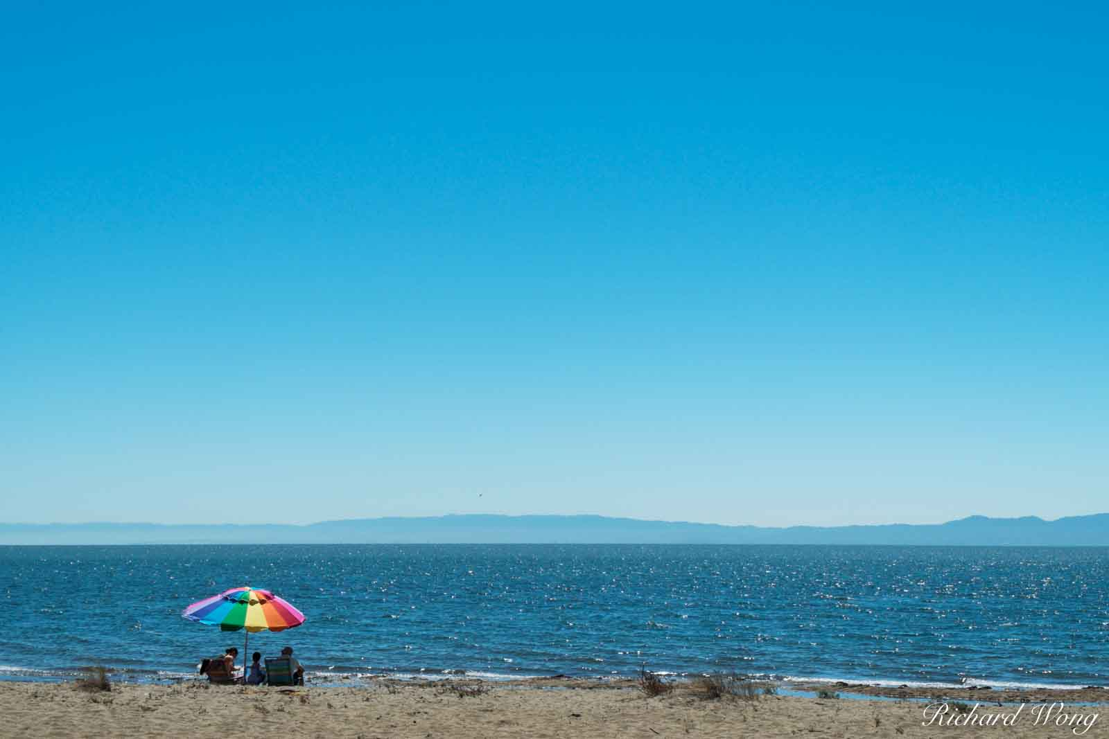 Robert Crown Memorial State Beach on a Clear Sunny Day, Alameda, California, photo, photo