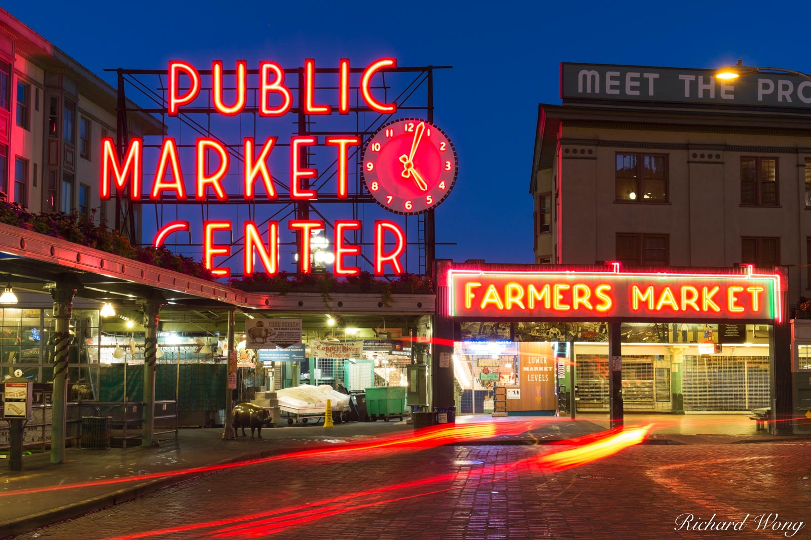 Pike Place Market, Seattle, Washington, photo, photo